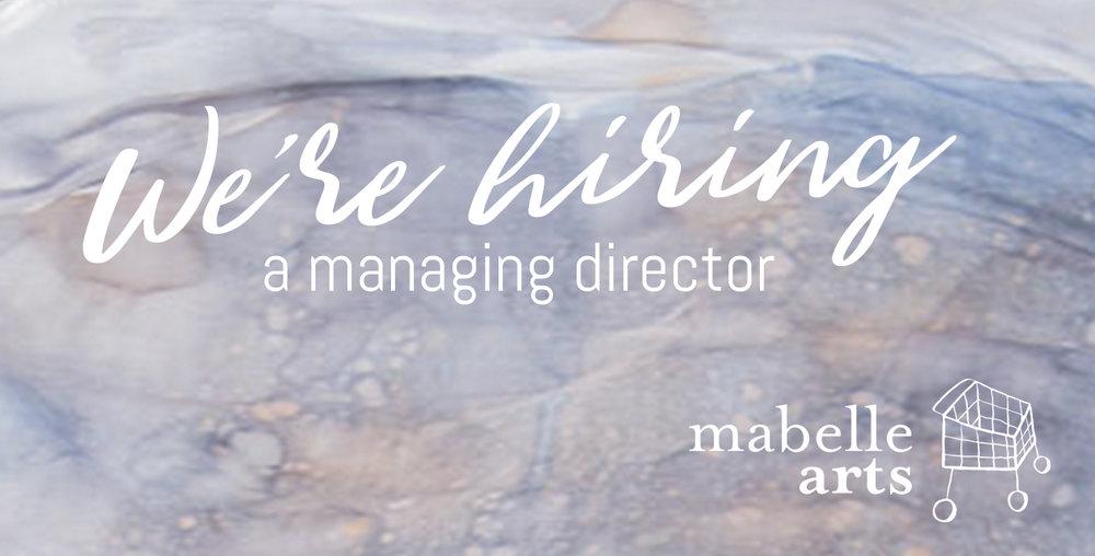 Managing Director Ad