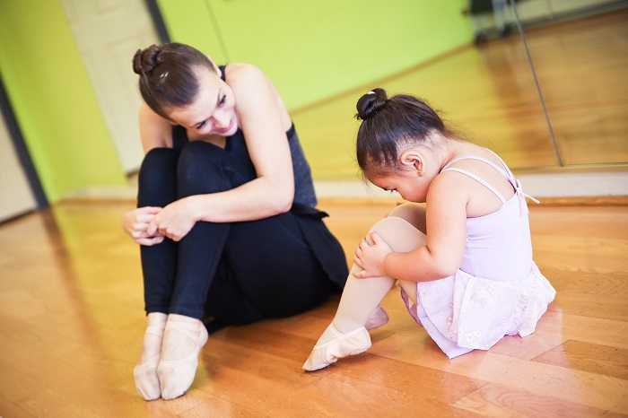 Pre-Ballet - The class is for 5-6 years old children.Time: 4:20-4:40.Location: This class will take place in Studio C.