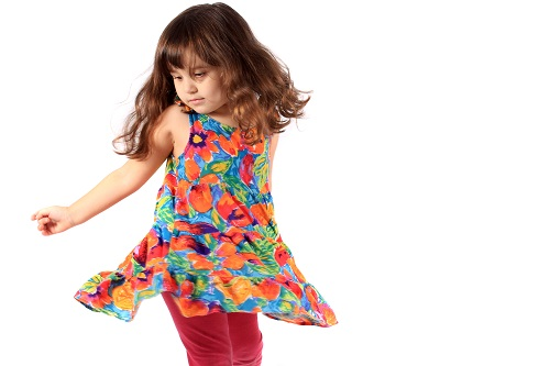 Dance Expressions - The class is for 4 - 5 year old children.Time: Saturdays, 11:45 - 12:30.