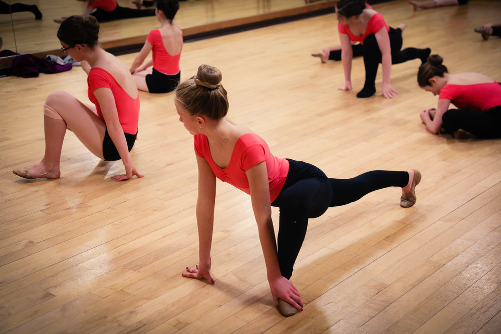 Jazz - The class for 9+ year old children will take place between 4:20-4:40.The class for 12+ year old children will take place between 4:00-4:20.Location: This class will take place in Studio B.