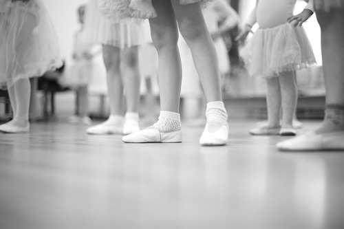 Pre-Ballet - The class is for 5+ year old children.Time: Thursdays, 6:15 - 7:00.