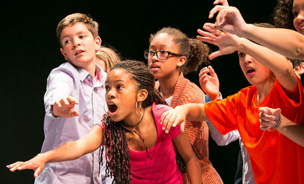 Acting - The class is for 10+ years old children.Time: 12:30-12:50.Location: This class will take place in Studio C.