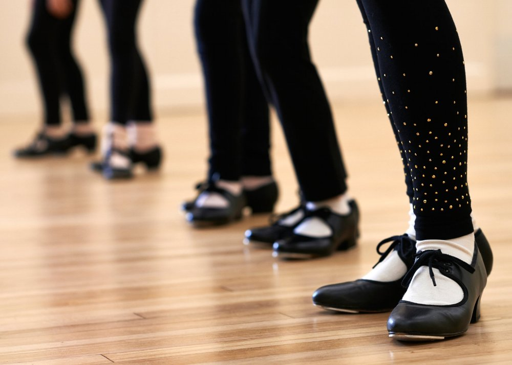 Tap classes level 1-4