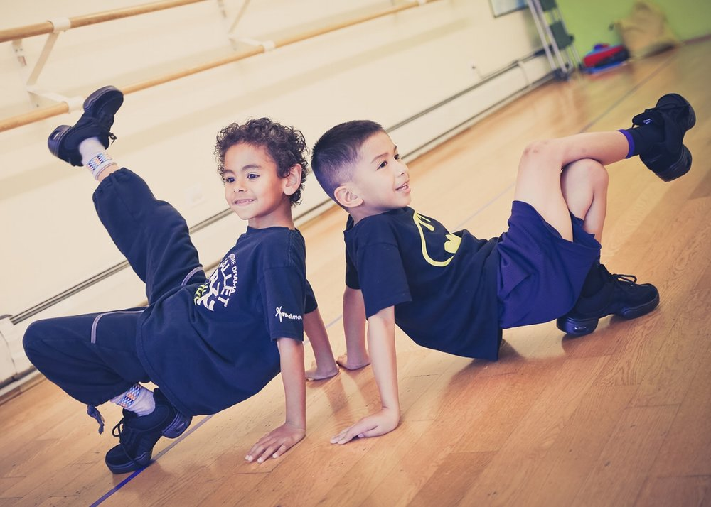 hip-hop classes levels A, B,C