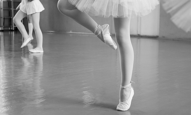 Ballet - The class for 7+ year old children.Time: 12:30-12:50.Location: This class will take place in Studio A.