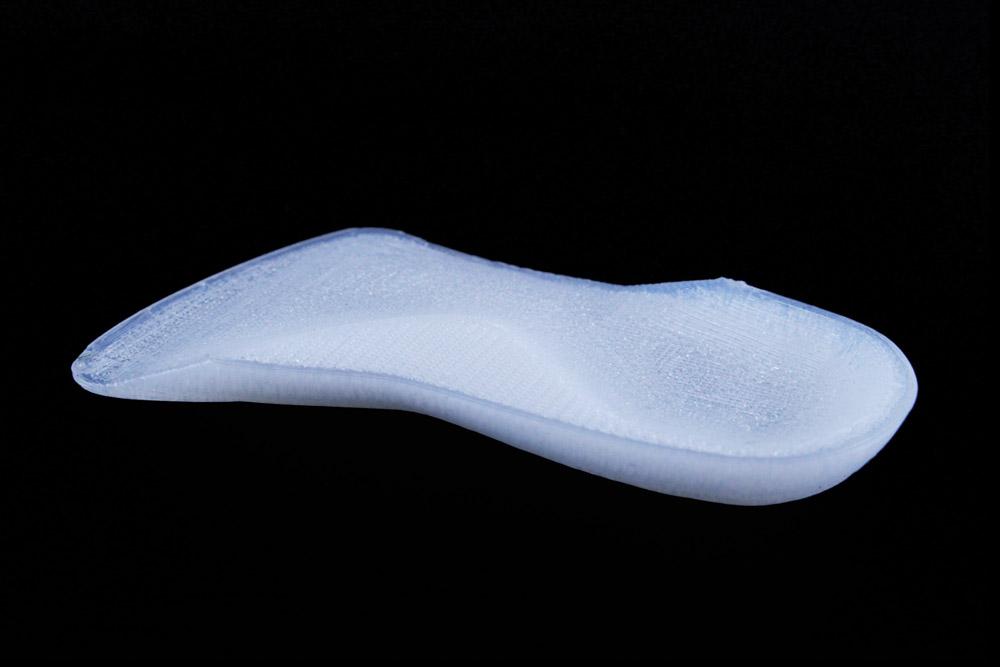 Flexible Silicone Insole