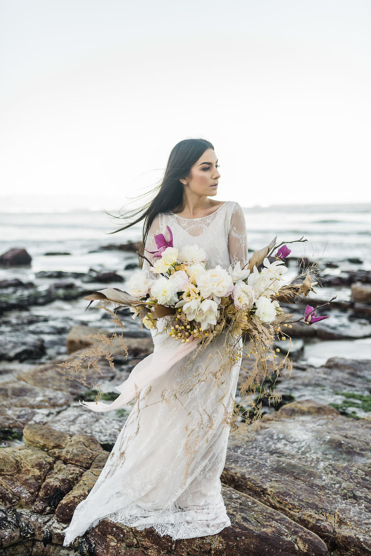 Winter Styled Wedding Shoot, Montebello 2015