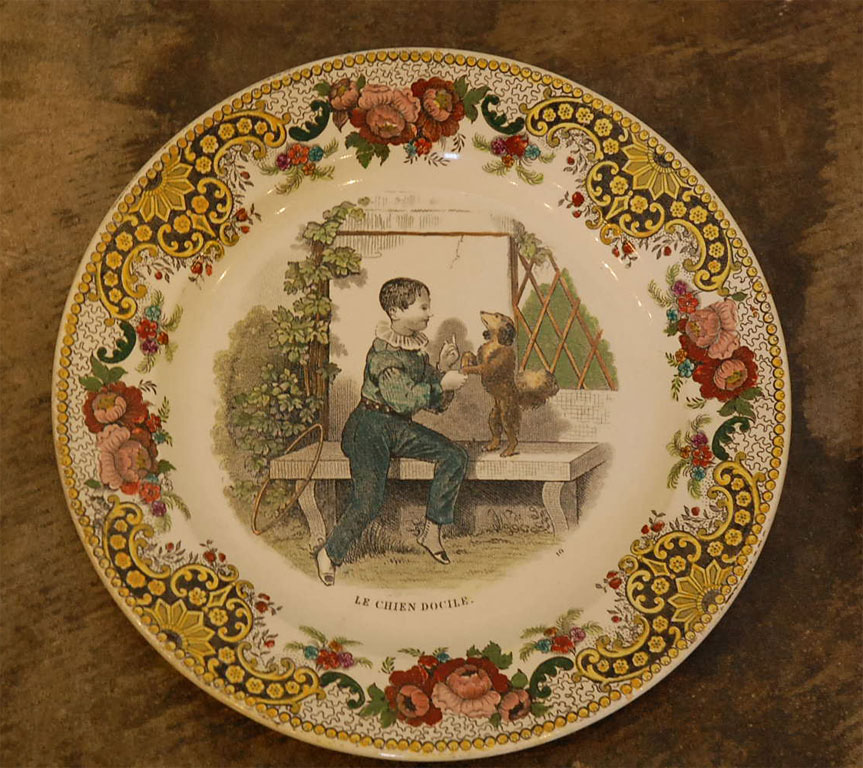 French Decorative Plates : french decorative plates - Pezcame.Com