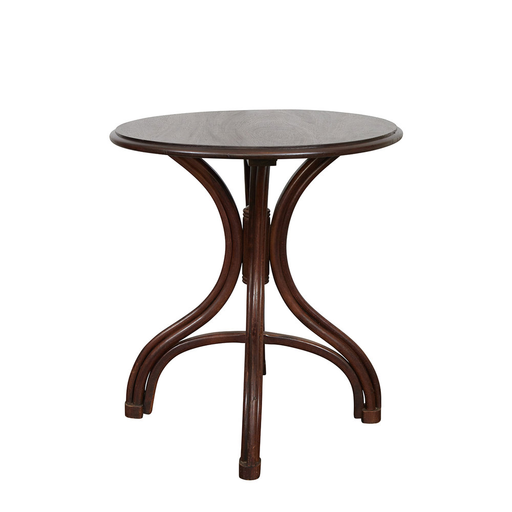 Genial Thonet Bentwood Side Table