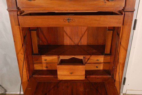 Antique Standing Desk with Fall Front - Antique Standing Desk With Fall Front — Jefferson West, Inc.