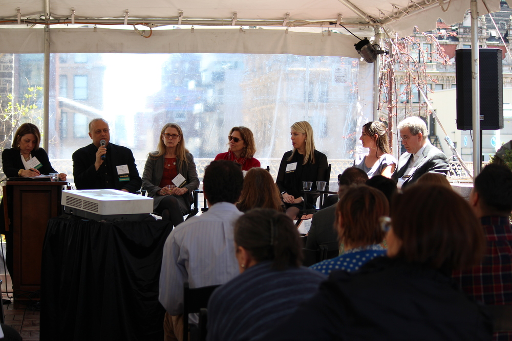 Panel at the ACSIL Footage Expo 2015