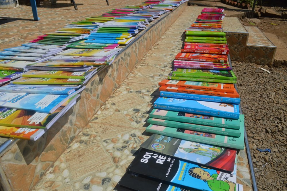 School Supplies - Rural schools lack funding. We provided classroom supplies and recess equipment!