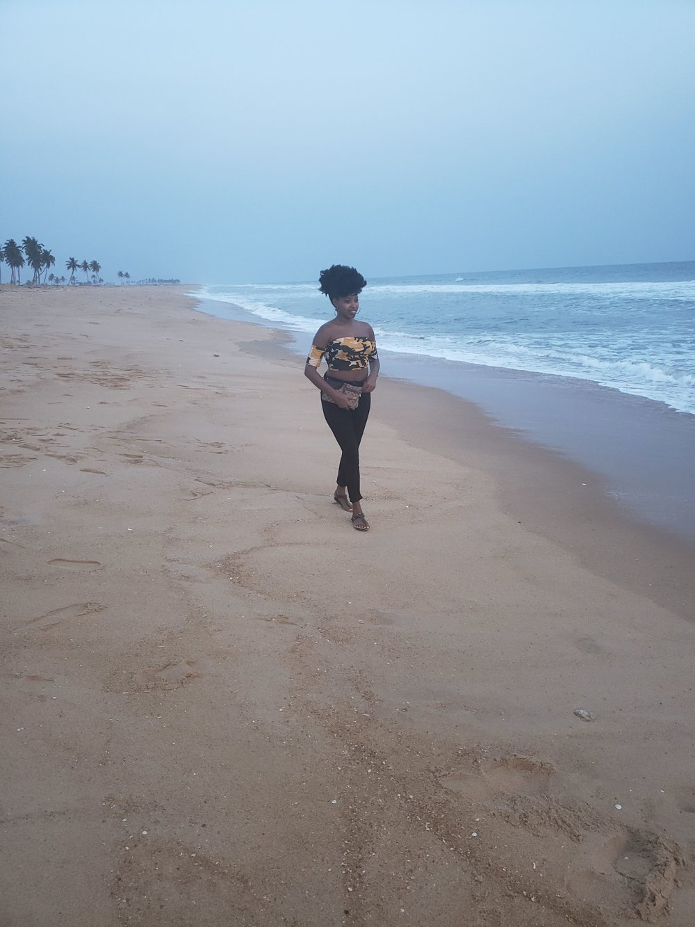 Badagry Beach, Nigeria