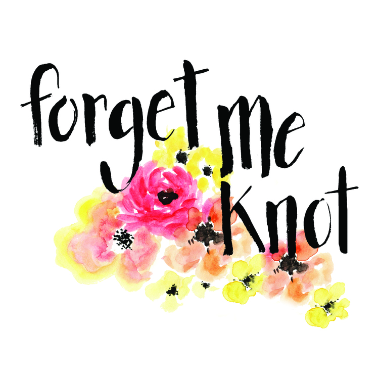 Forget Me Knot Floral