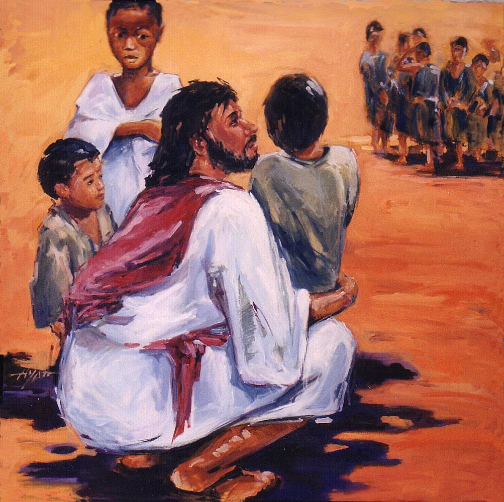 Reconciliation-Jesus