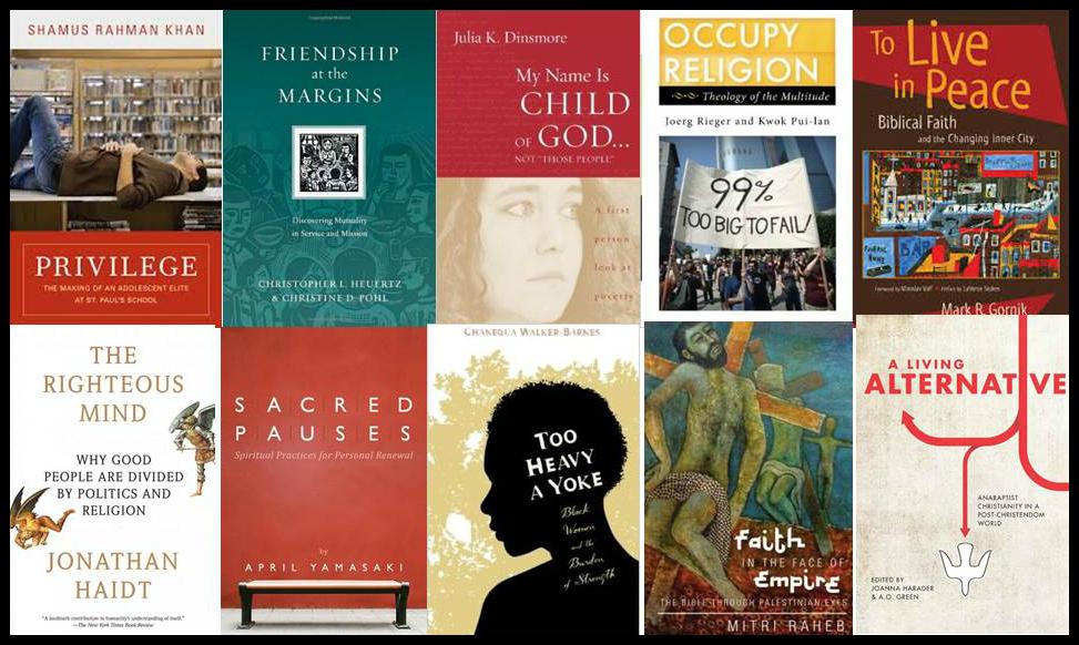 reconciliation books to read 2014