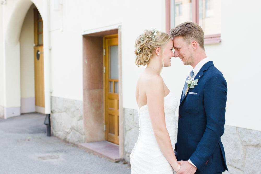 Bröllopsfotograf Västerås