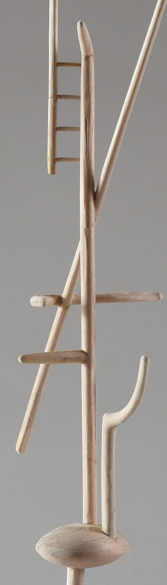 Spire,  DETAIL , maple, 2015