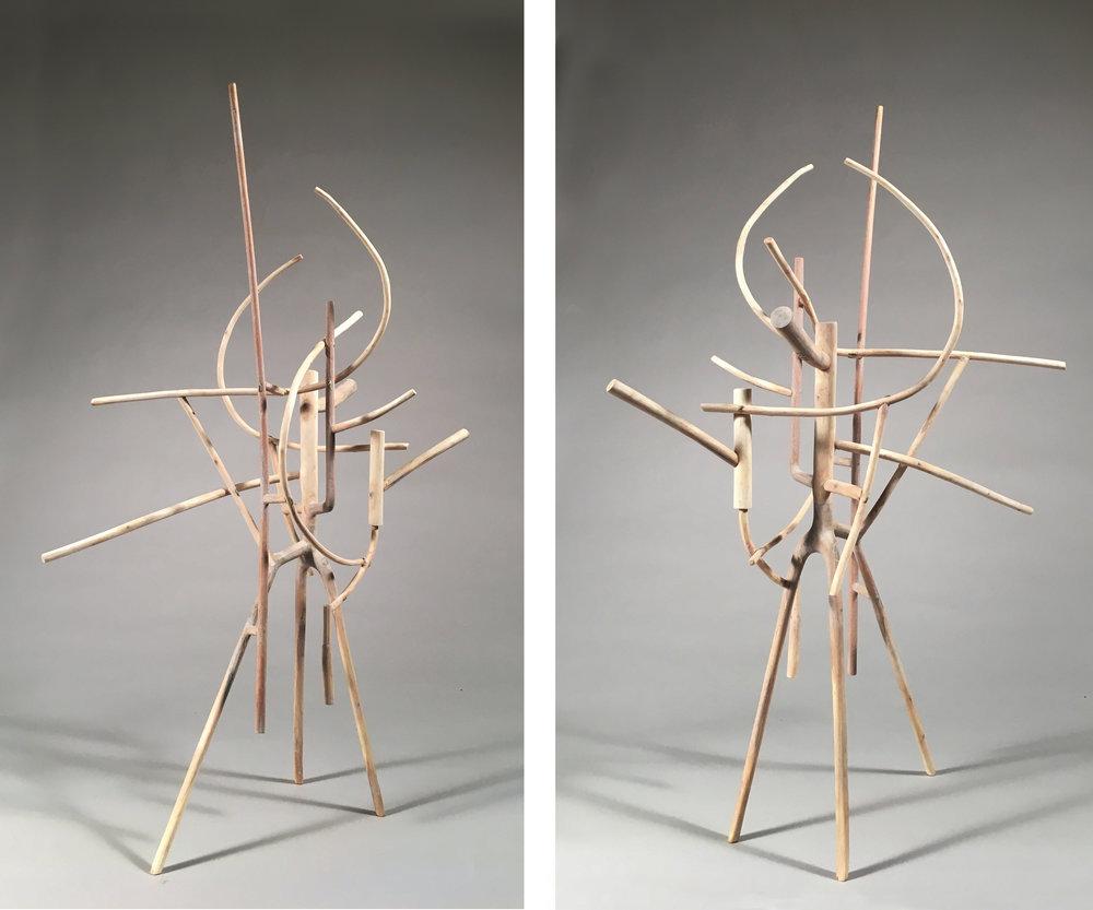 Filament,  25 3/4 inches, maple, 2018