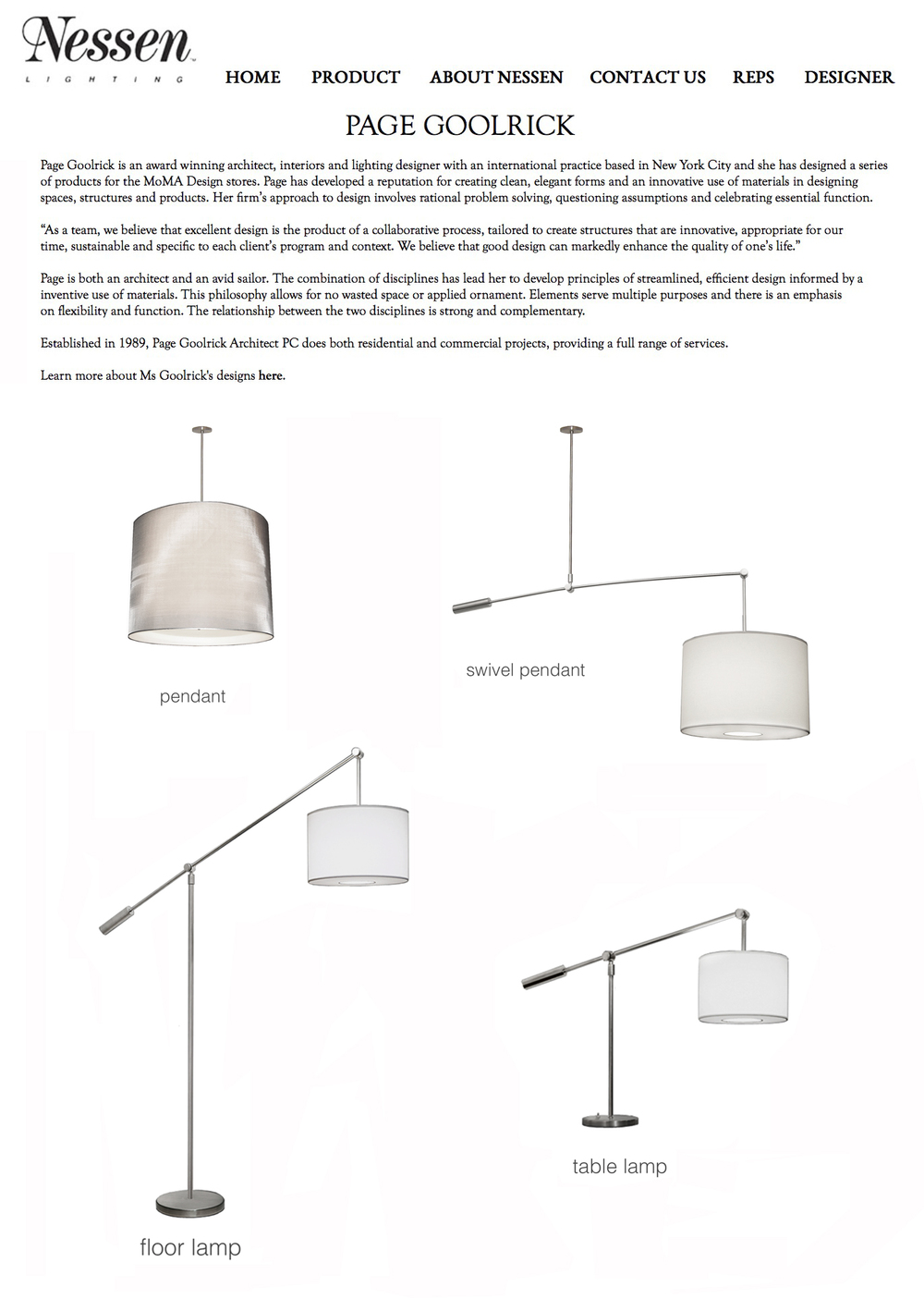 Nessen Lighting