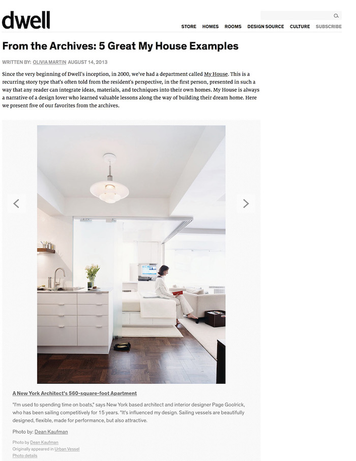 <html>Dwell<p>Great My House Examples</html>