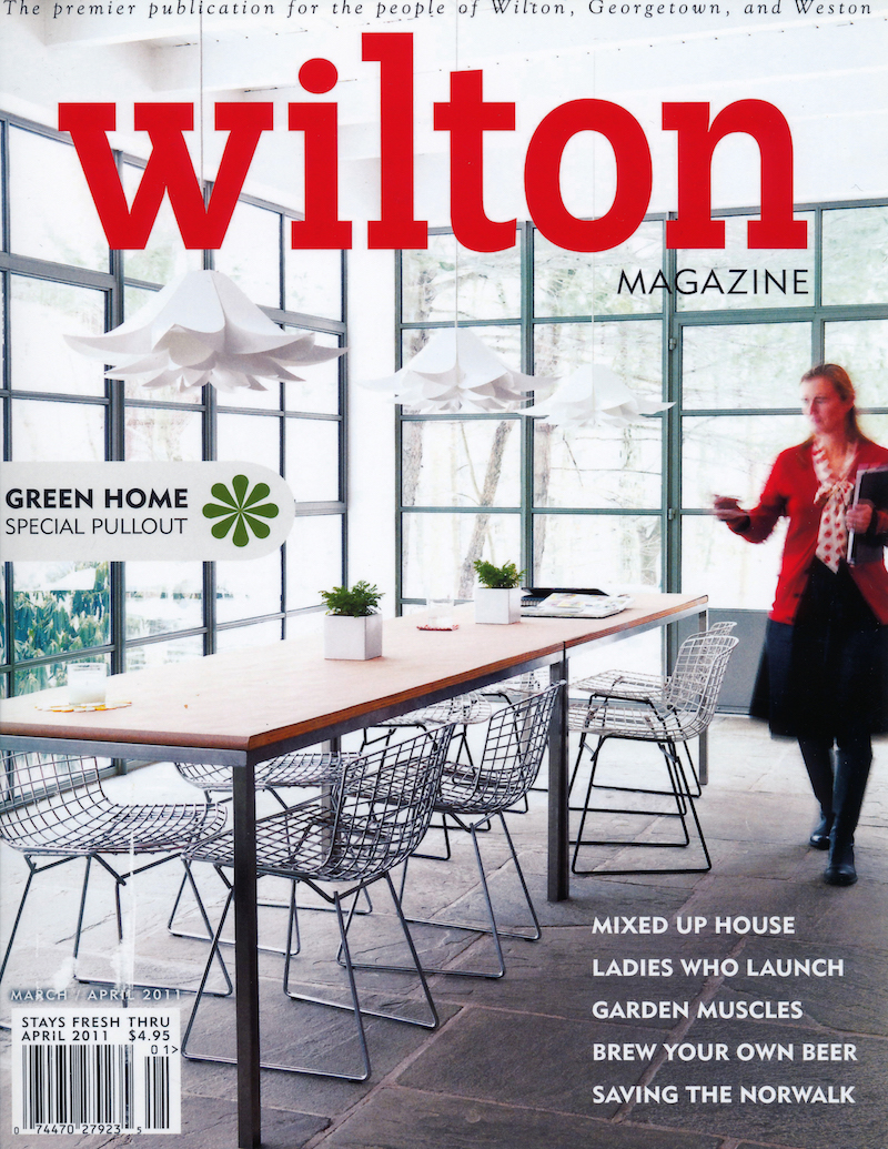 <html>Wilton Magazine<p>All Mixed Up</html>