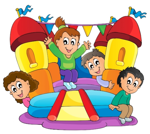 bounce houses water slides and inflatables rh allstarpartyrentalsllc com Inflatable Clip Art bounce house clip art free