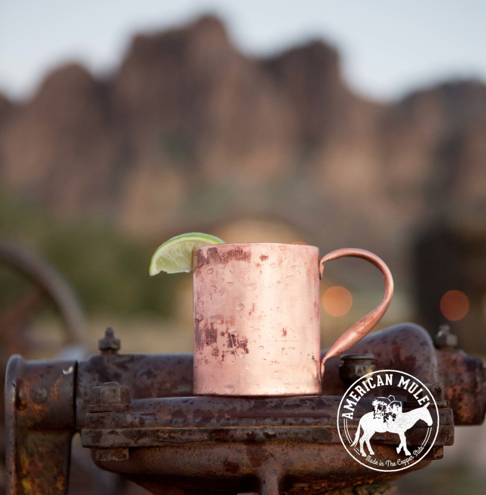 American Mule Superstition