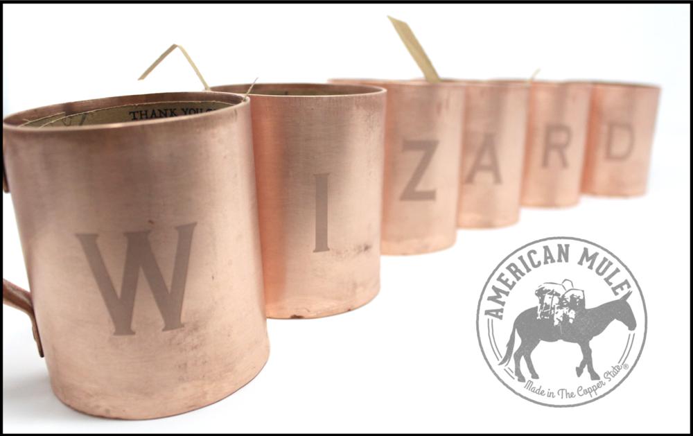 American Mule Custom Work