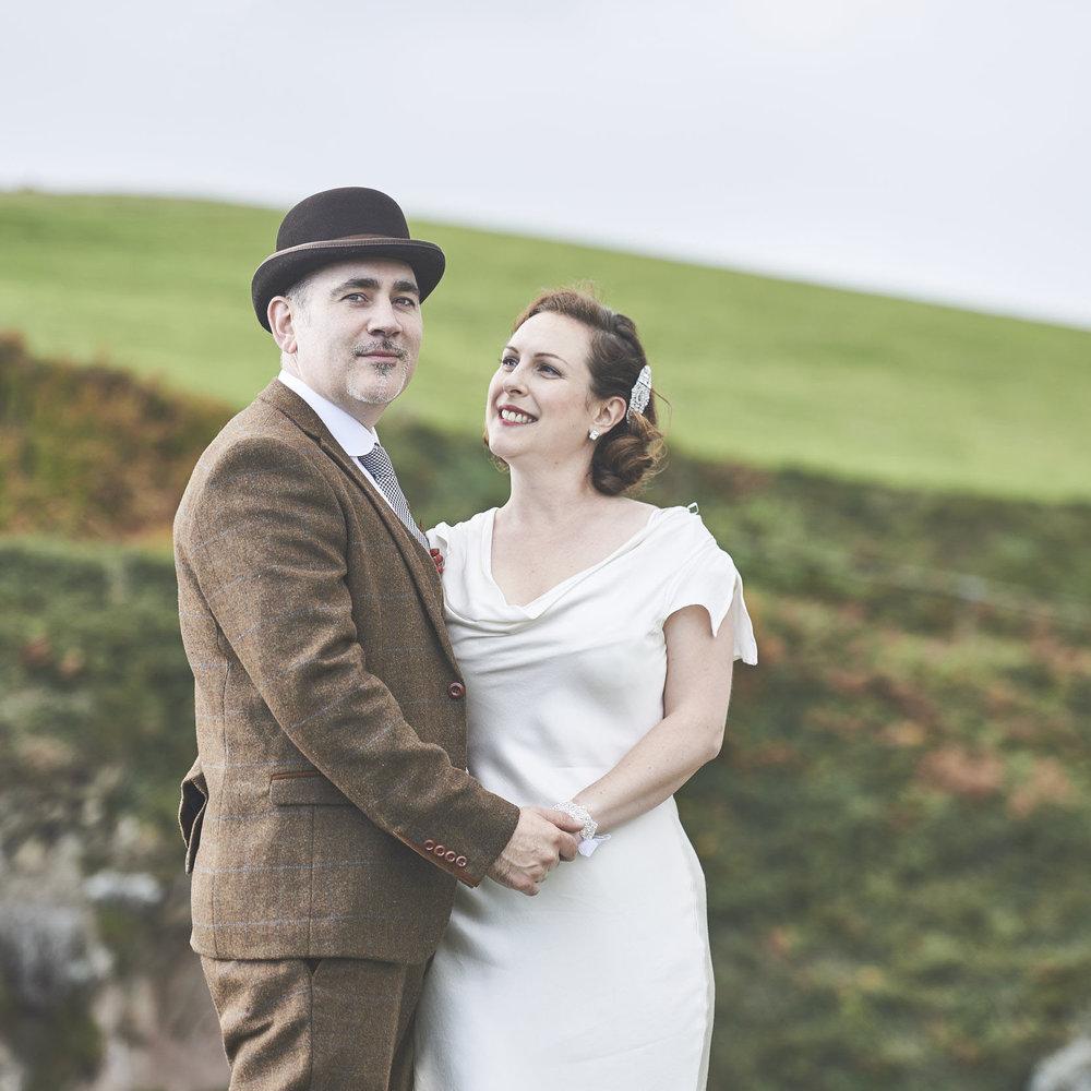 Sophie and Matt    Burgh Island, Devon
