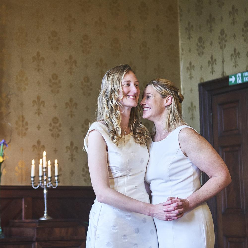 Lizzy and Kim    Bishops Court, Devon