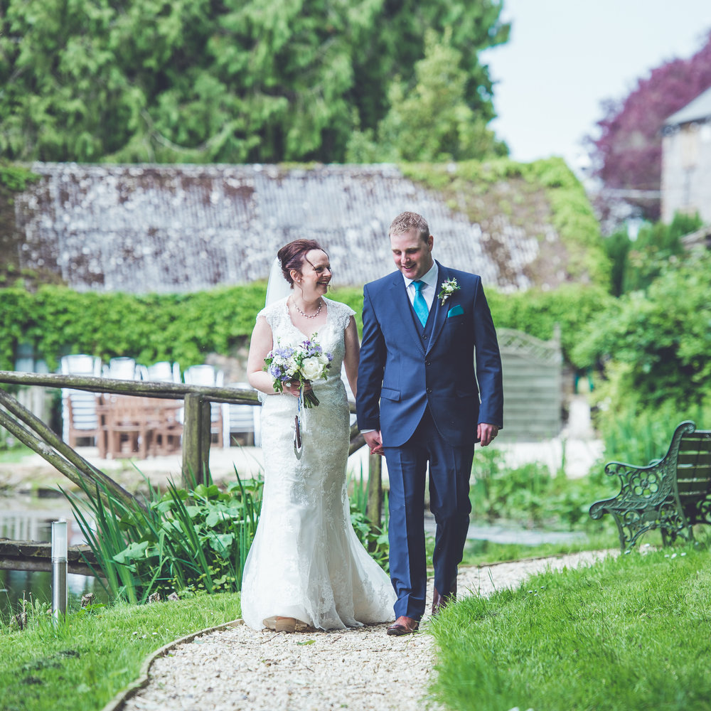 Matthew and Louise    Curry Rivel, Somerset