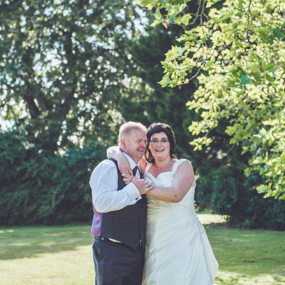 Sabrina and Stephen    Farringdon, Devon