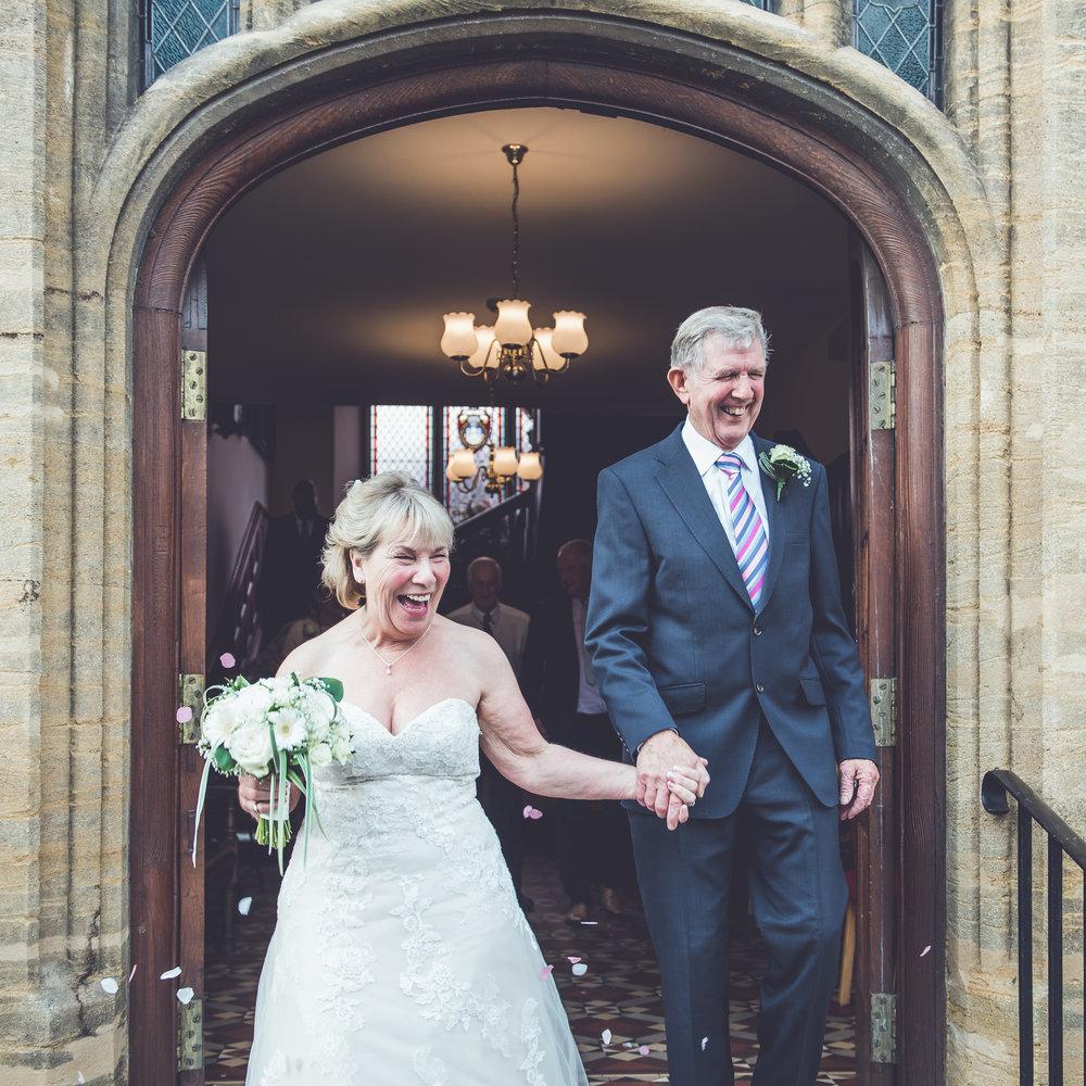 Julie and Michael    Taunton, Somerset