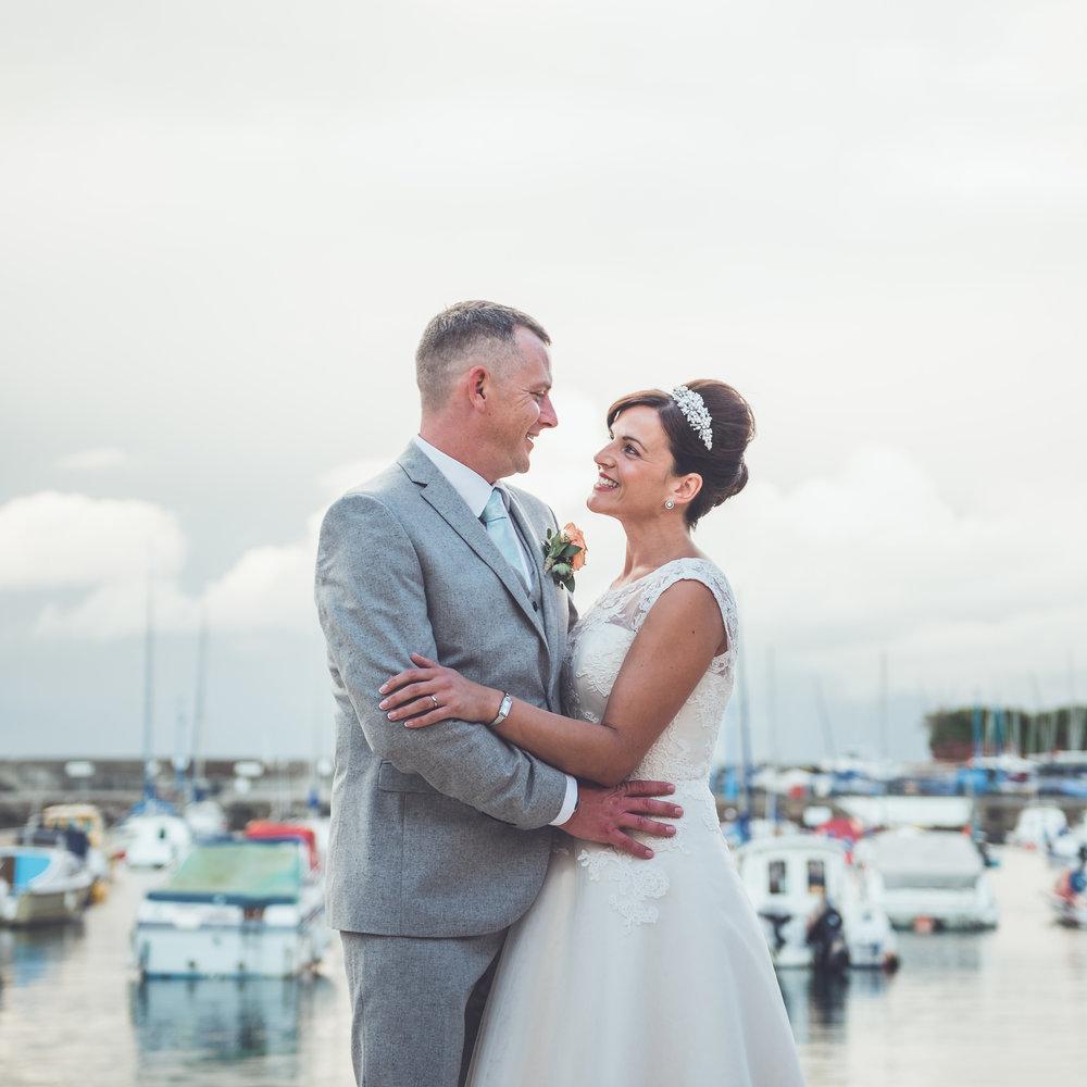 Tim and Gemma    Torquay, Devon