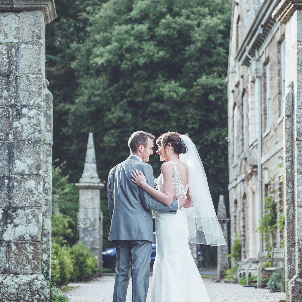 David and Jenny    Langdon Court, Devon