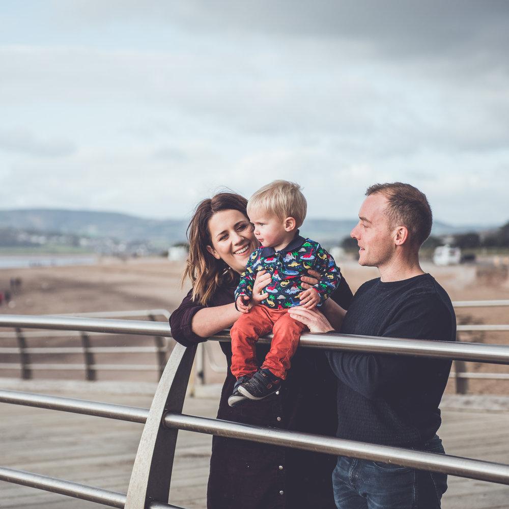 Meecham Family    Exmouth, Devon