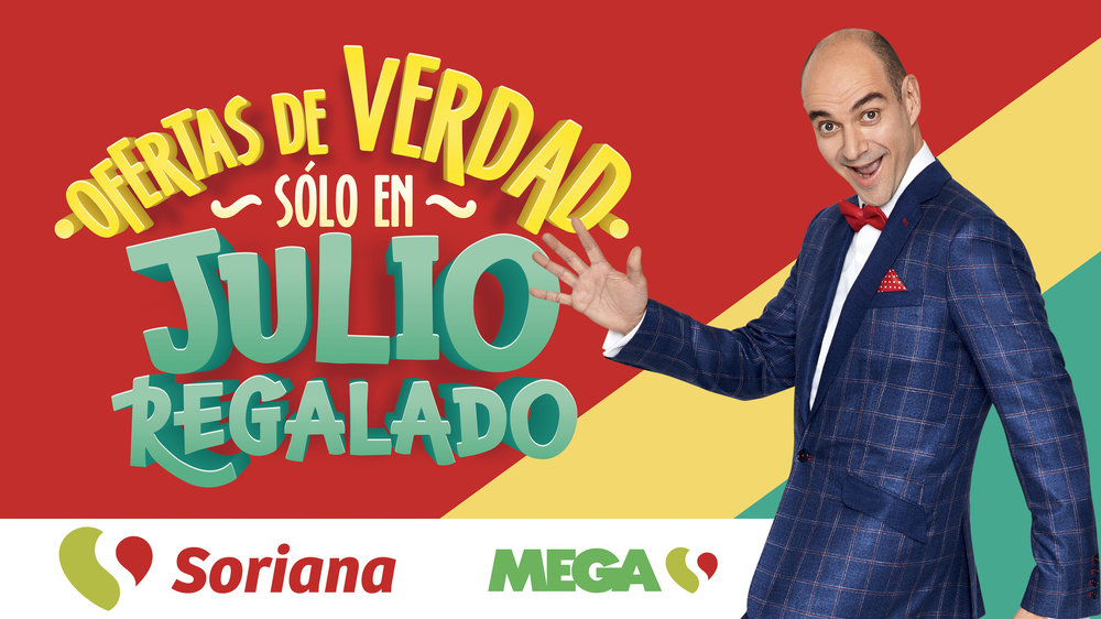 Julio Regalado 2018