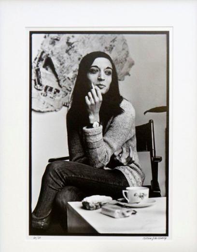 Marisol Escobar,  Self-Portrait