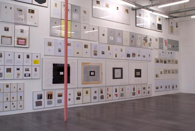 Joelle Tuerlinckx, Installation view, WIELS.