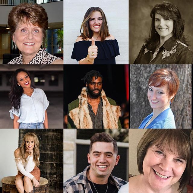 "We are thrilled to announce our amazing JUDGES!  To read about each of them, click the link in our bio and go to the ""Judges"" page!"