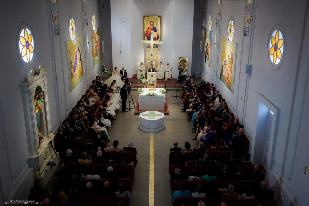 wedding ceremony malta  MSSP Oratory Church, Birkirkara