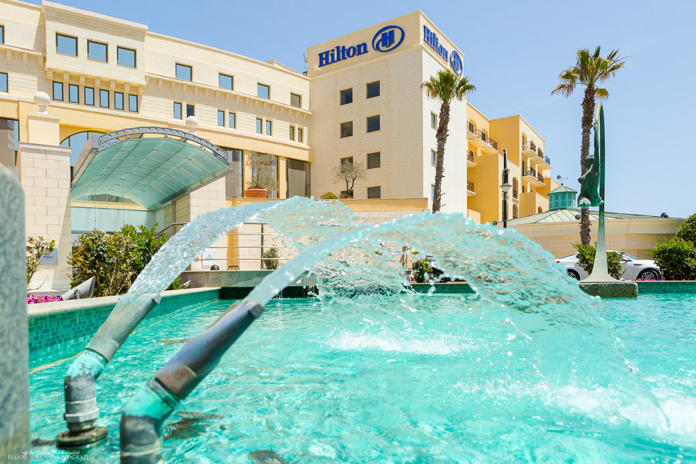 The Hilton, St Julians, Malta