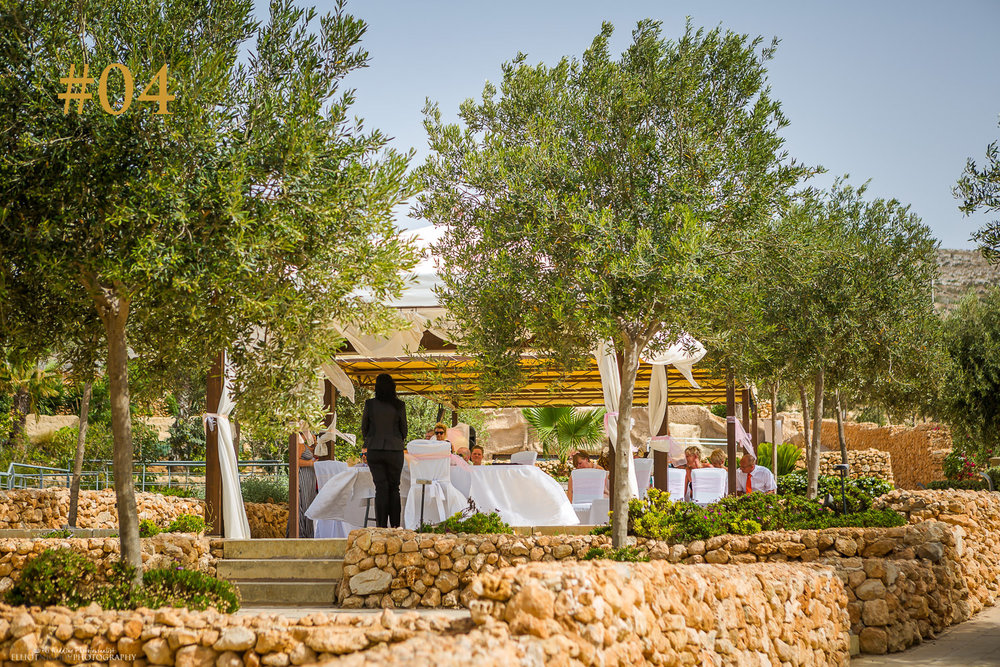 fourth most popular wedding venue - Seabank Resort & Spa, Mellieha, malta