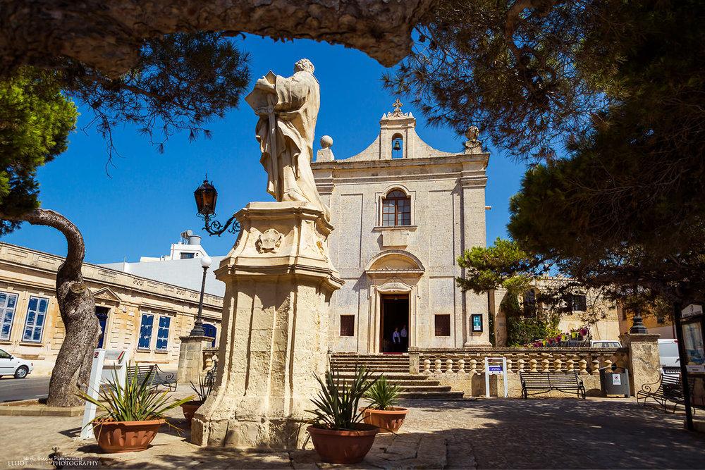 San Pawl tat-Targa, Naxxar, Malta