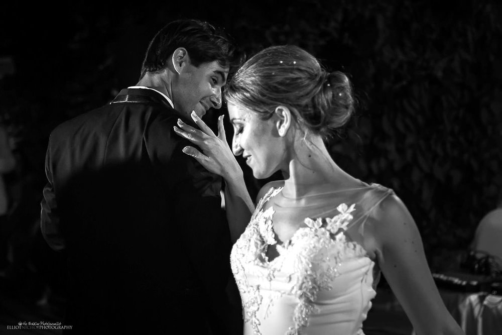 First dance at Palazzo Parisio, Malta