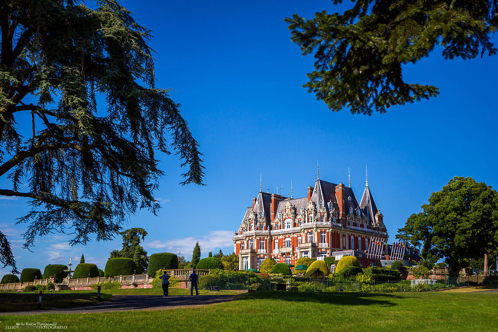 Wedding venue Chateau Impney
