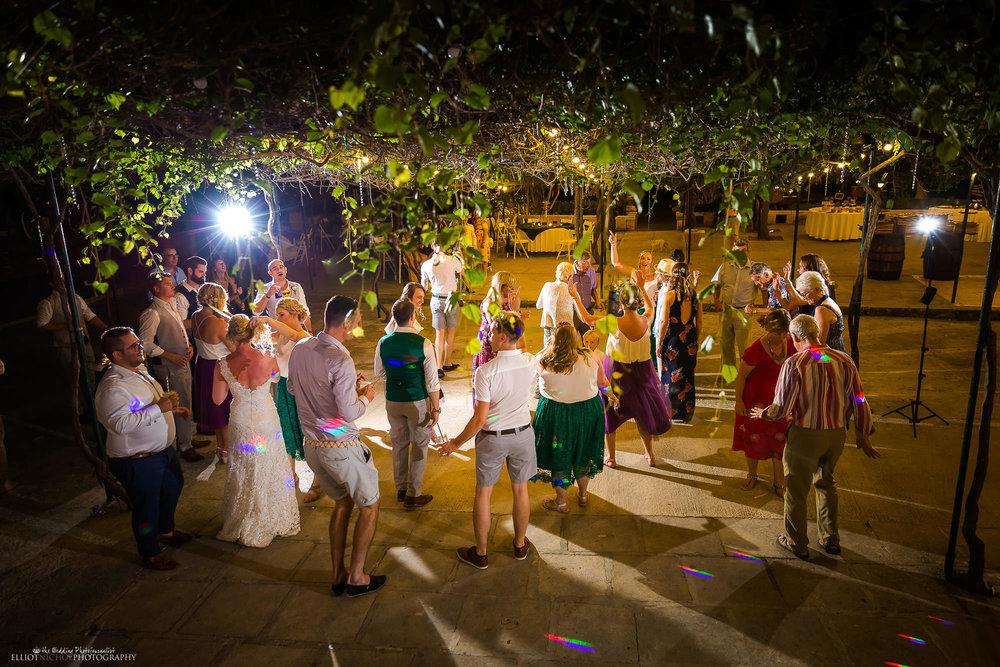 wedding-reception-dancefloor-Razzett-A-Lbjad-Malta