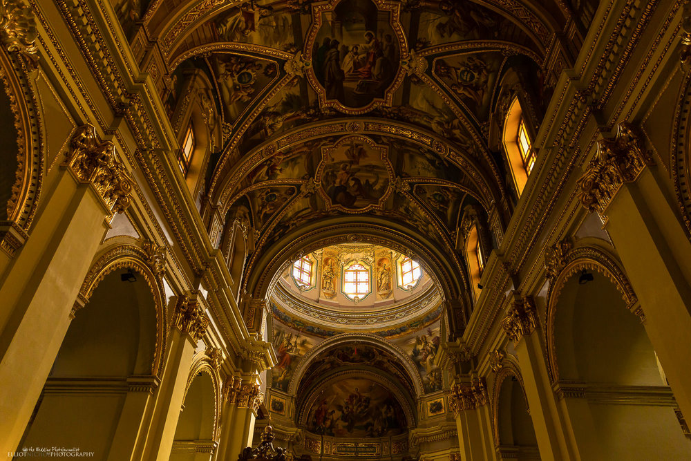 St-Publius-church-interior-wedding-photography-Malta
