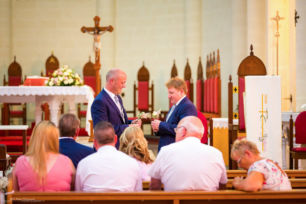 groom-bestman-wedding-church-destination-photography